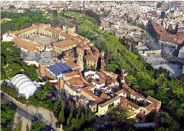 Испанското селище