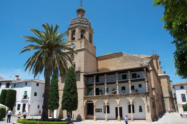 Църквата Санта Мария