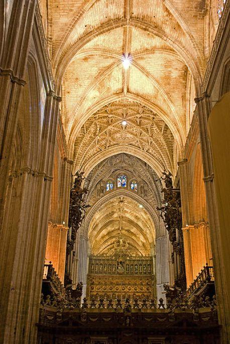 Катедралата на Севиля