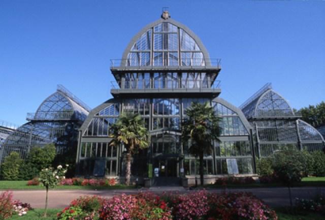 Ботаническата градина на Лион