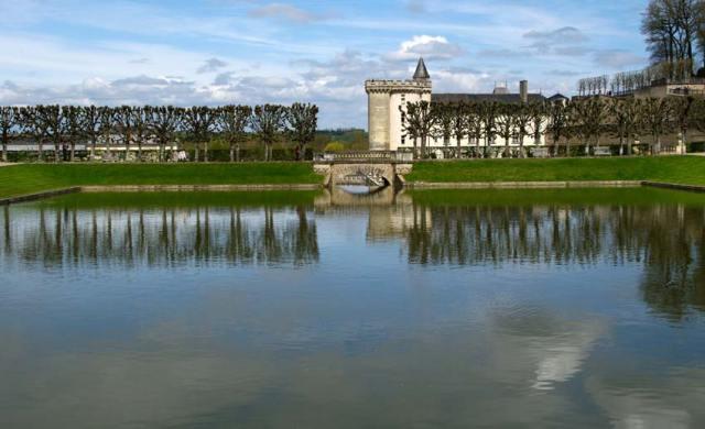 Замъкът Виландри