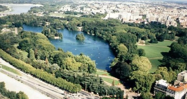 Парк Де ла Тете д'Ор