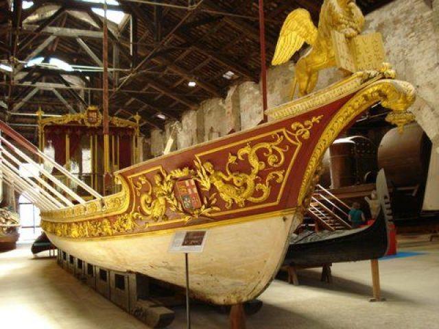 Военноморският музей на Венеция