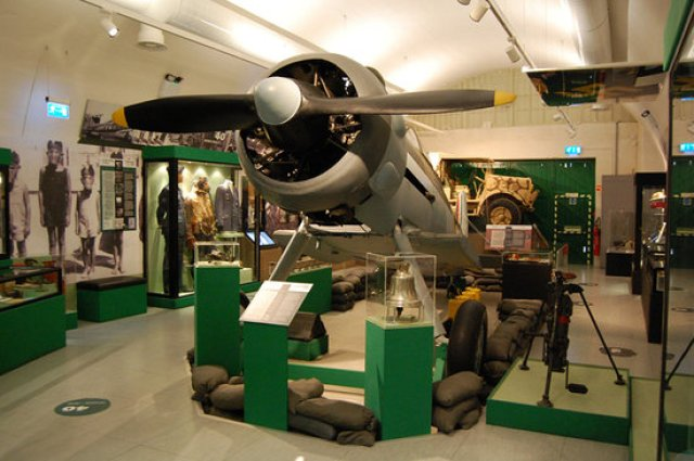 Военният музей на Ла Валета