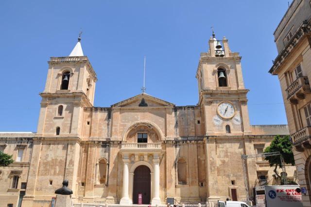 катедралата Свети Йоан Кръстител