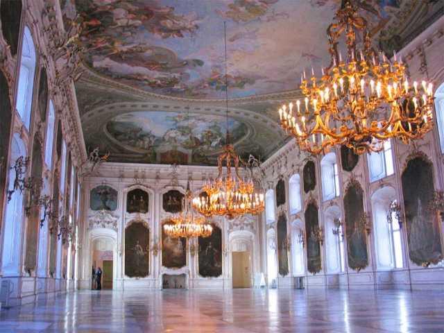 Кралският дворец в Инсбрук
