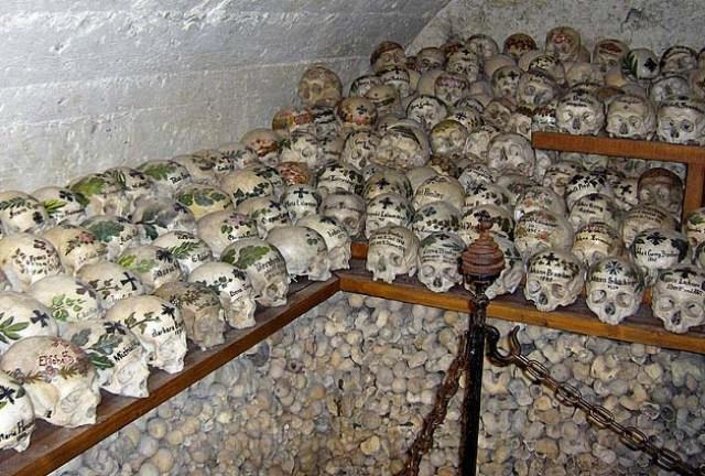 Къщата на костите