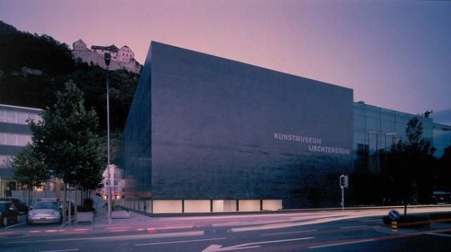 Музеят на изящните изкуства във Вадуц