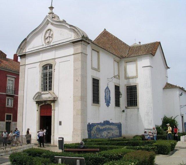 Църквата Санта Лузия