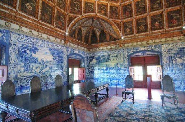 Националният дворец в Синтра