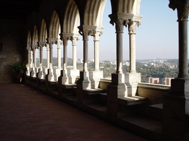 Замъкът на Лейрия