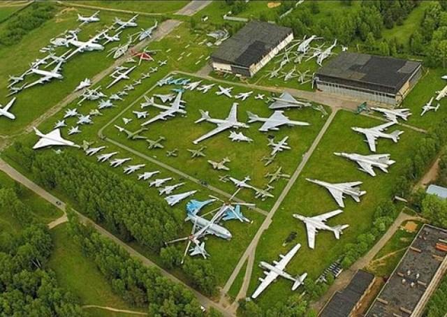Музей на военновъздушните сили