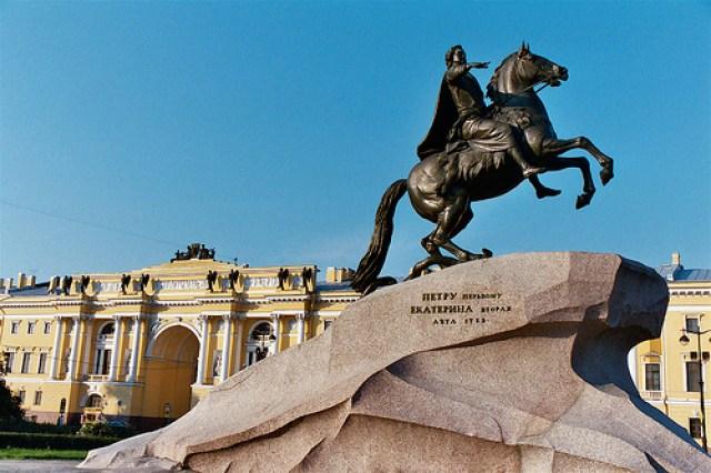 Паметник на бронзовия конник