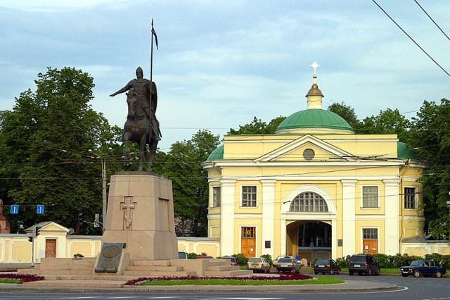 Манастир Александър Невски