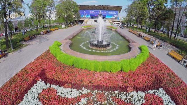 Площад Пушкин
