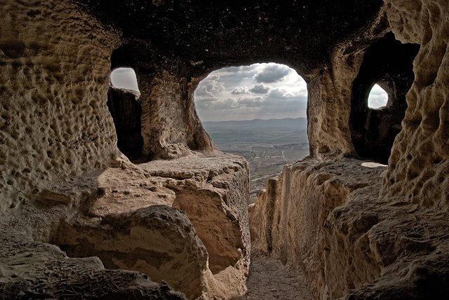 Ханкрумски скален манастир