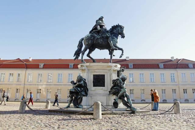 Дворецът Шарлотенбург