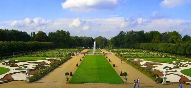 Дворцов парк Шарлотенбург