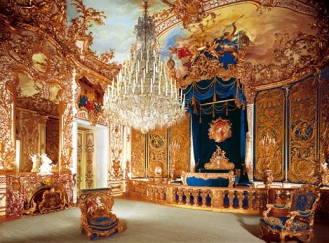 Замъкът Линдерхоф
