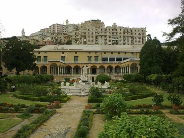 Дворецът Дория Памфили