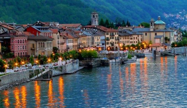 Езерата на северна Италия