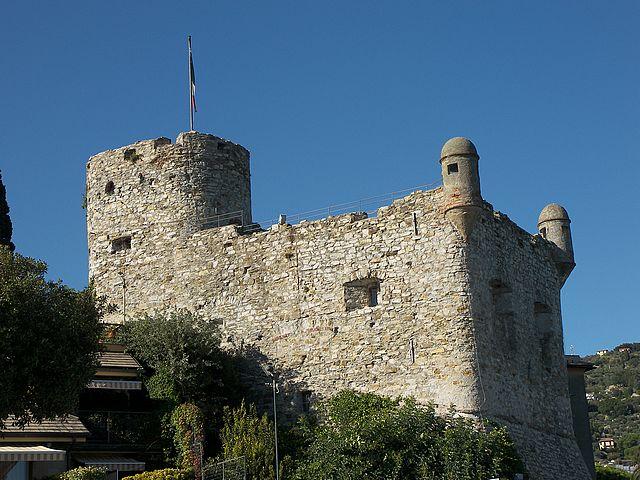 Замъкът на Санта Маргерита Лигуре