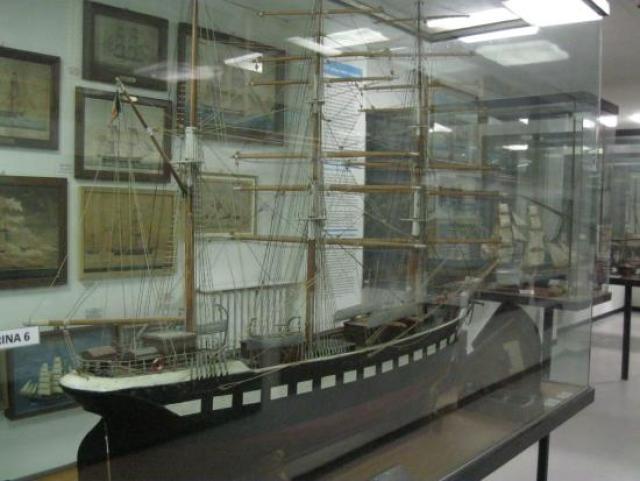 Морският музей на Камоли1