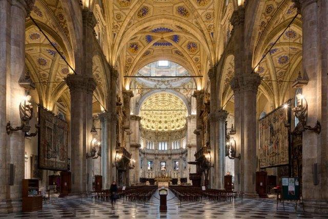 Катедралата на град Комо
