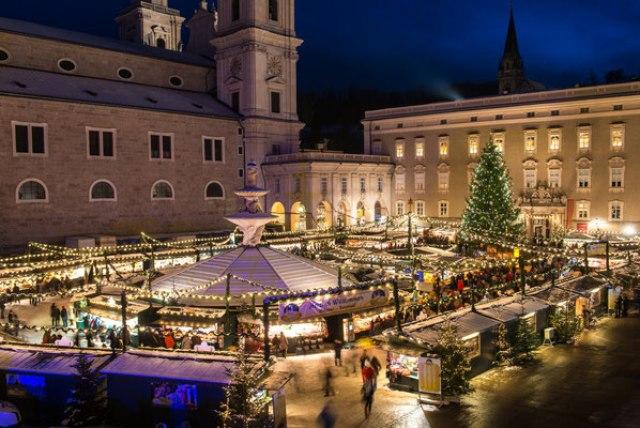 Коледни базари