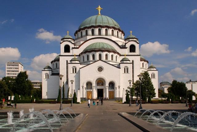 """Църквата """"Свети Сава"""""""