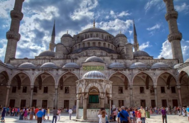 Джамията Сюлеймание