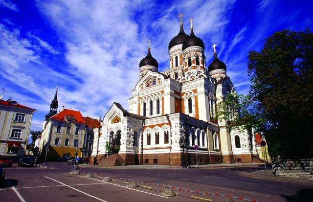 катедралата Александър Невски