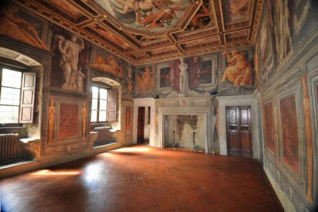 Къща-музей на Джорджо Вазари
