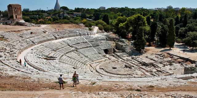 Археологическият парк Неаполис