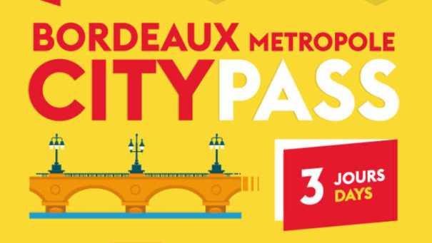 Туристическа карта Bordeaux City Card