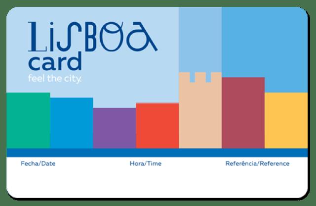 Туристическа карта Lisboa Card