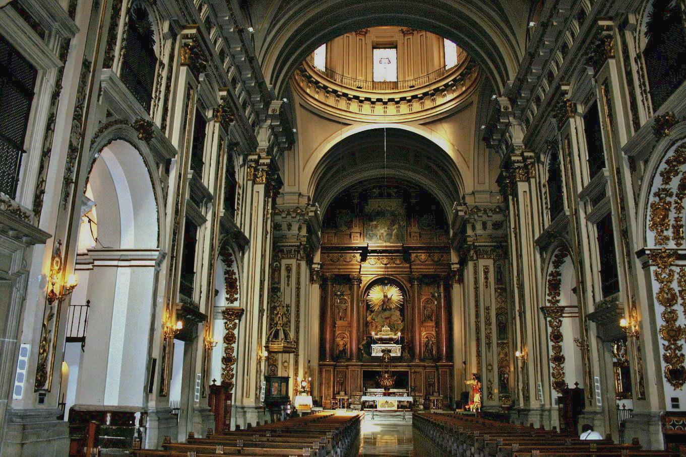 Църквата Сан Исидро – град Мадрид, Испания