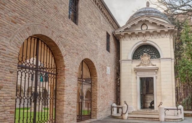 Гробницата на Данте Алигиери