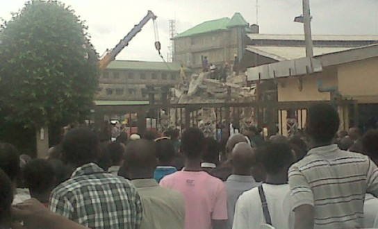 tb joshua synagogue collapse