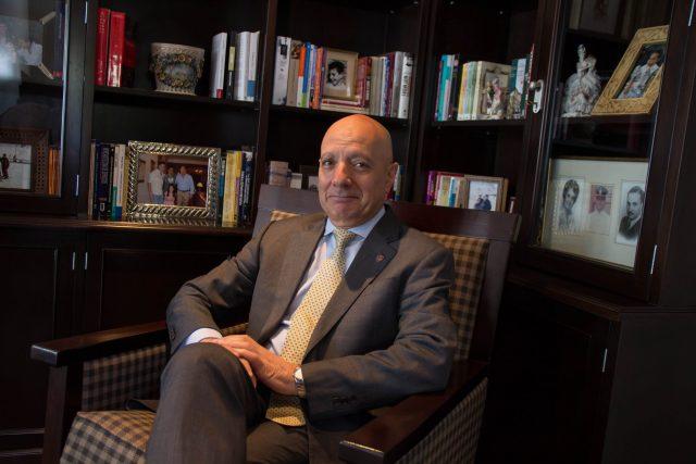 Ricardo Greco presidente de Aden