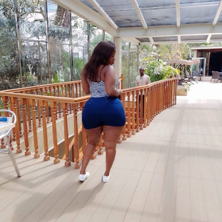 Photos: 5 Most Curvaceous Celebrities In Africa. 46