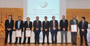 Clausura Jornada sobre Euro-Inf y su desarrollo en España y entrega de los primeros sellos Euro-Inf