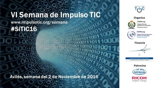 VI Semana de Impulso TIC: semana del 2 de noviembre de 2016
