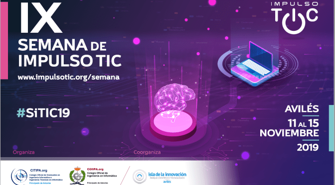 IX SEMANA Impulso TIC 2019