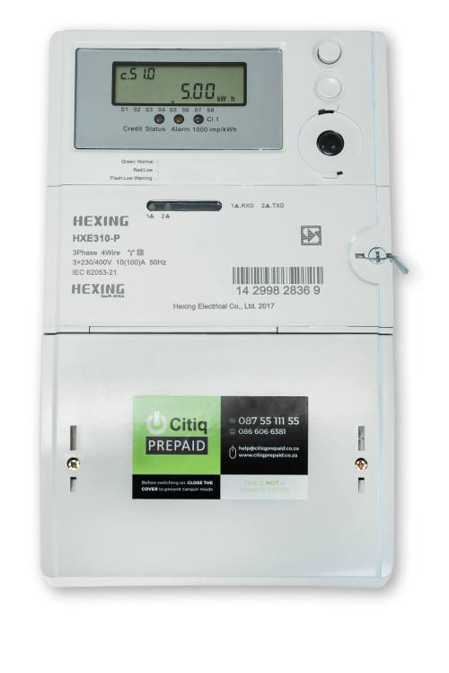 small resolution of hexing three phase plc hxe 310 p split electricity meter hxe310 p is a three phase direct connection