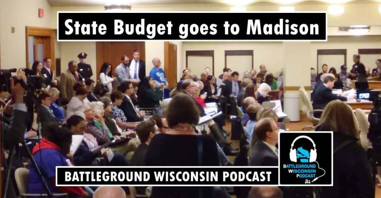 State budget goes to Madison