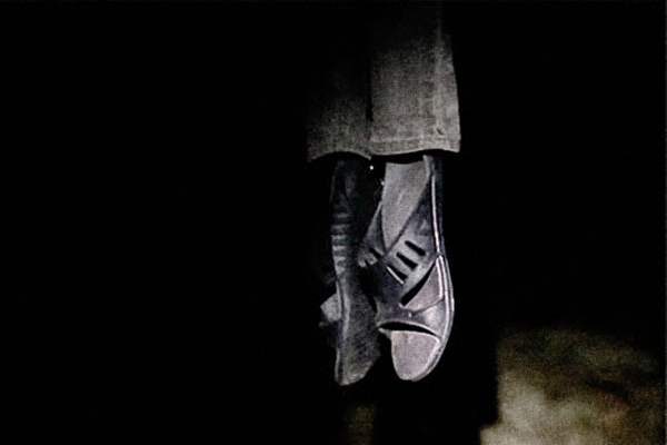 @max power - stalactite with pants by Joe Kyack