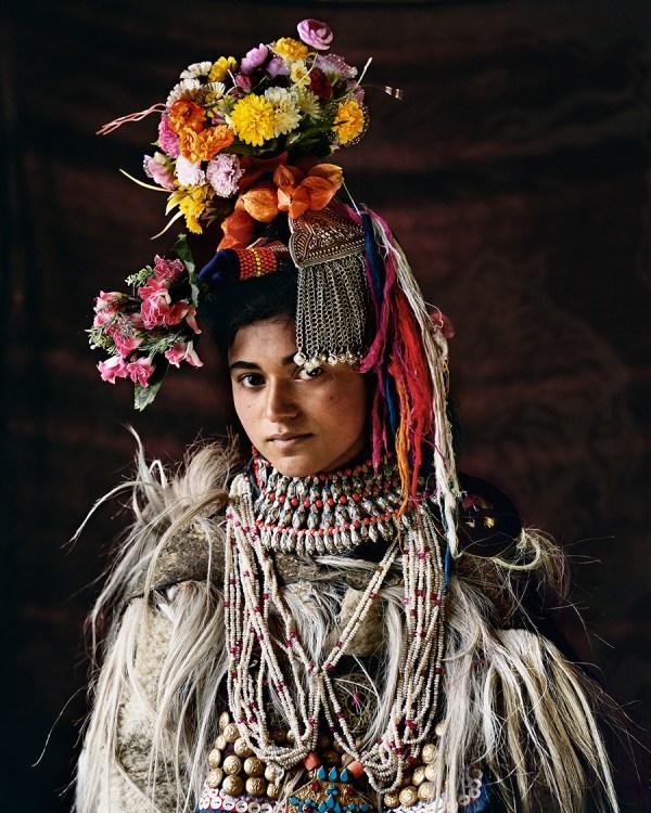 Dropka Tribe, India Photo  © Jimmy Nelson BV courtesy teNeues