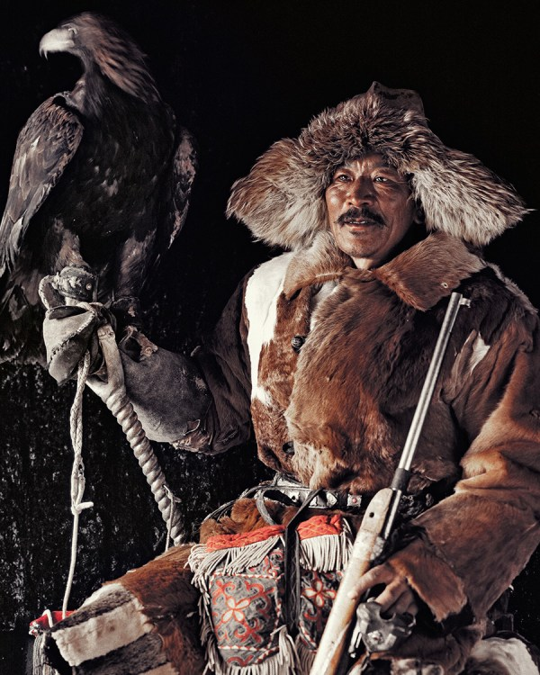 Kazakh Tribe, Mongolia Photo  © Jimmy Nelson BV courtesy teNeues