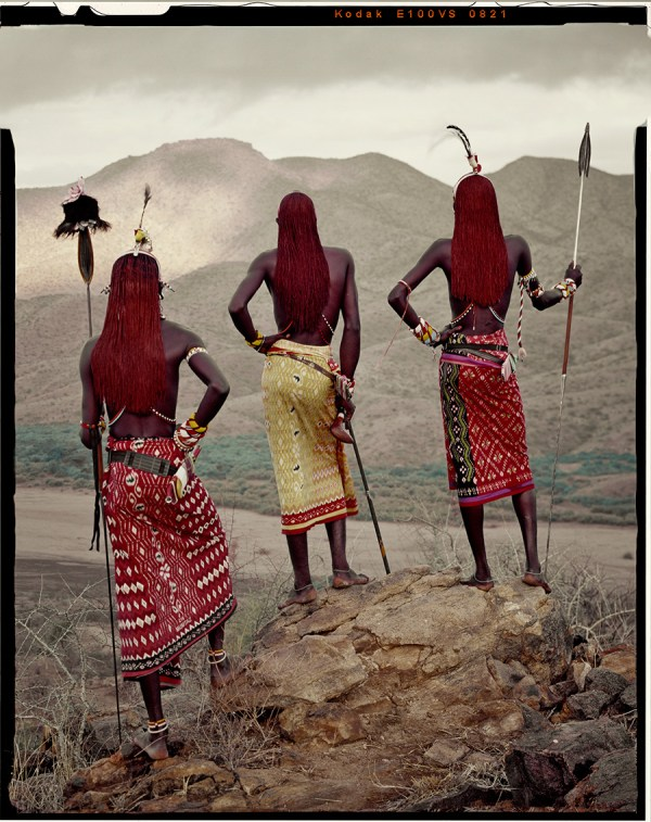 Samburu Tribe, Kenya Photo  © Jimmy Nelson BV courtesy teNeues
